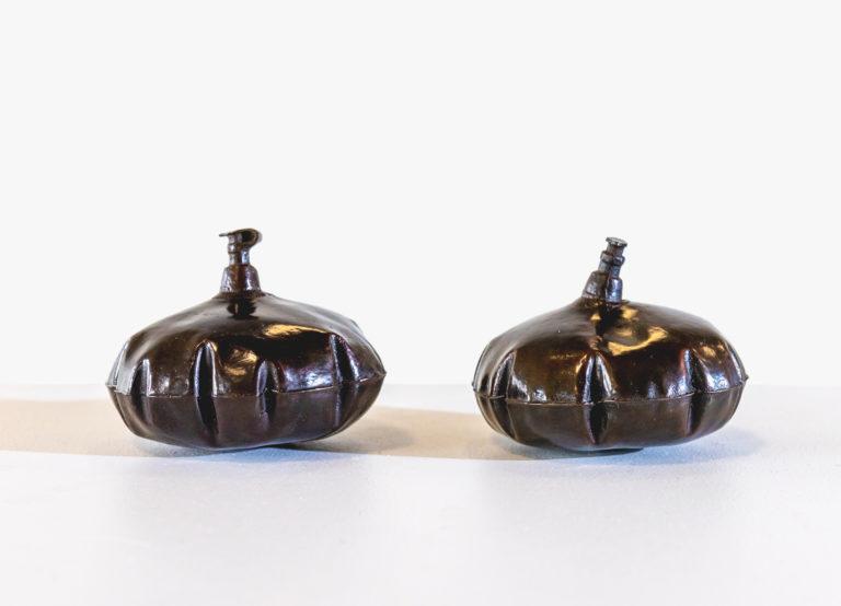 Fiona-Garlick-The-Perfect-Pair-Bronze-Sculpture