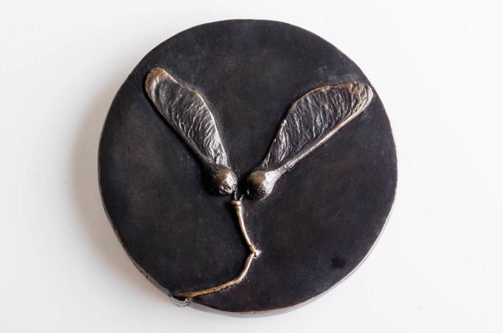Fiona-Garlick-Charming-Invader-Medallion
